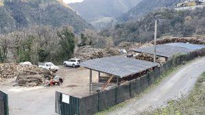 Tot Boscos Andorra líders en venda de llenya, venda de carbó, cura de boscos, neteja de rius, etc.